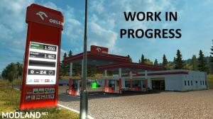 Real European Gas Stations Reloaded 1.28, 5 photo