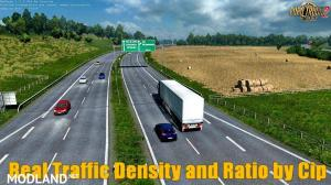 Real Traffic Density and Ratio 1.35.x, 1 photo