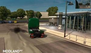 Scania R Exhaust Smoke