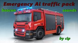 ETS2 Real Emergency Traffic pack v 1.0 by Cip, 1 photo
