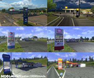Real gas station logo v1.0, 1 photo