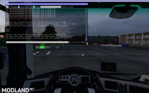 Simple tachograph for ETS2/ATS 1.7, 1 photo