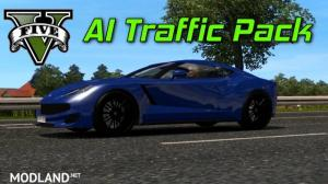 GTA V Traffic Pack 1.37, 1.38