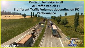 "D.B Creation's ""AI Traffic Mods"" for 1.34 (Last Updates for this Version), 2 photo"