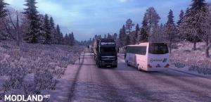 Frosty Winter Weather Mod v 5.3