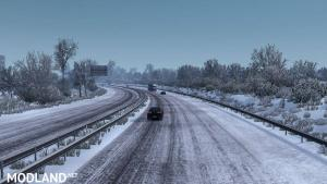 Frosty Winter Weather Mod v7.4, 1 photo