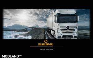 New Photo Loading Screens Mod ETS2 1.35 , 2 photo