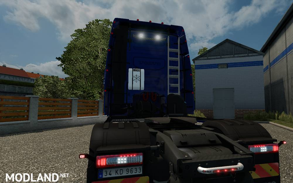 Ets2 New Volvo Fh16 Accessories Interior V 3 2 Mod For Ets 2