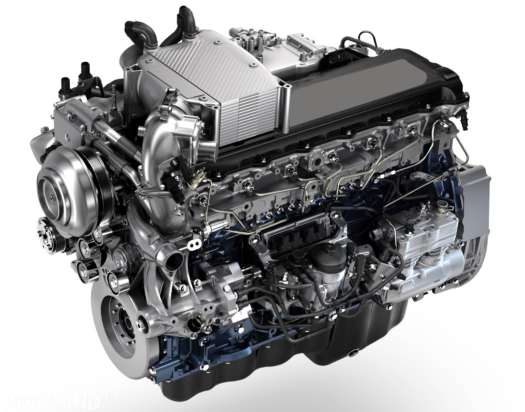 2000hp Engine For All Trucks Mod For Ets 2