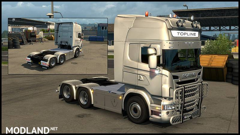 Scania Mods V 1 1 3 Mod For Ets 2