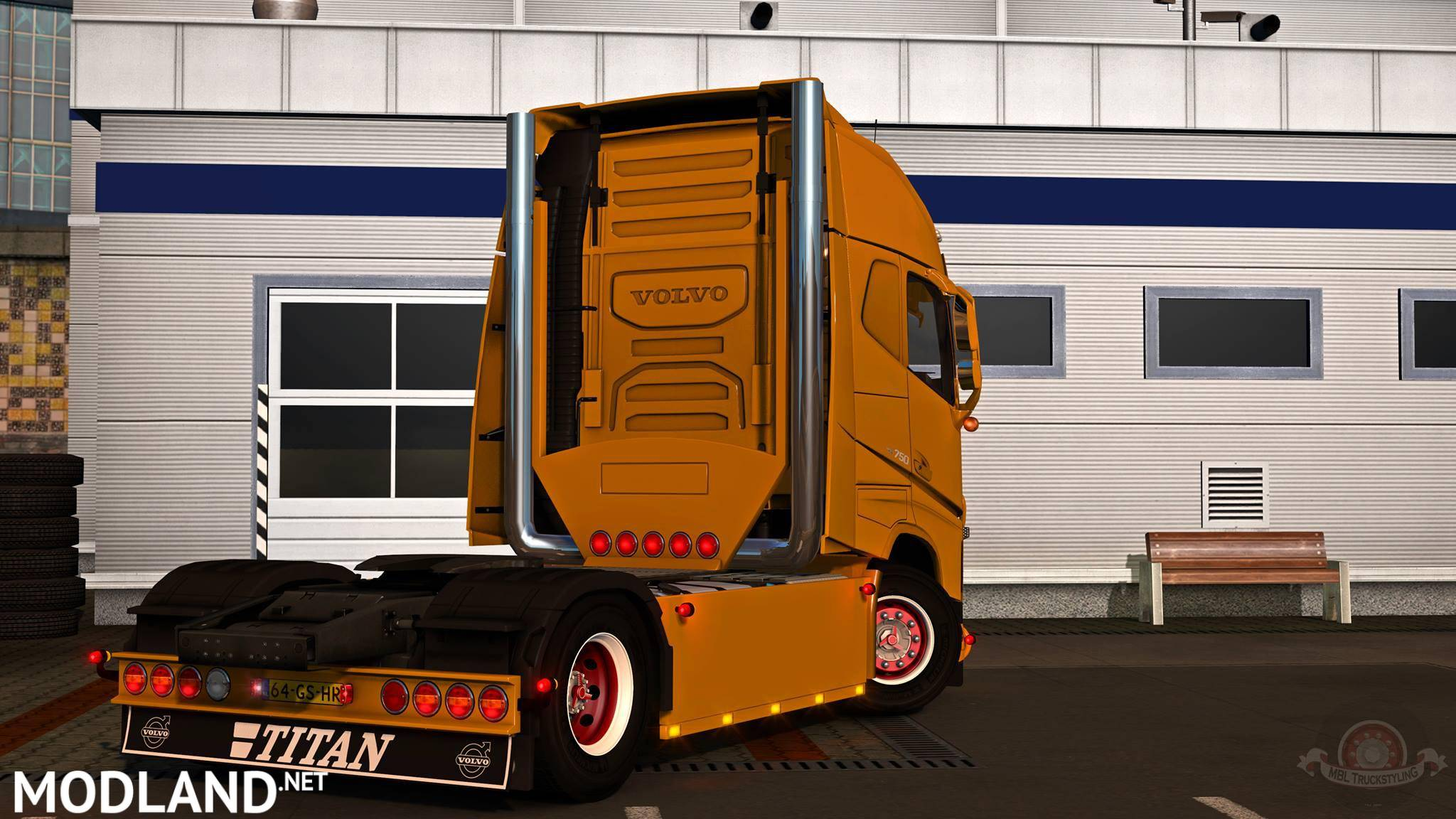 Mbl Volvo Addon Pack V 1 2 1 1 35 X Mod For Ets 2