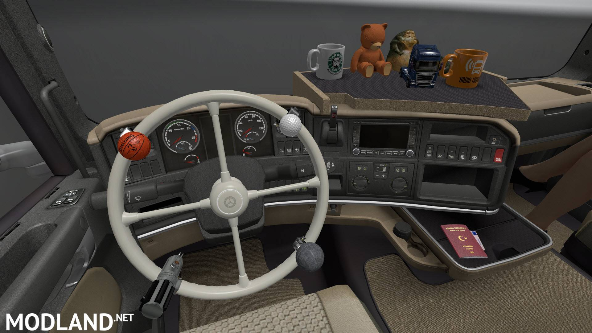 simulator truck mod for parts dlc cabin accessories mods tuning modlandnet american cabins v ats