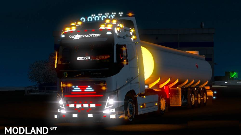 Volvo Fh16 Full Tuning Mod For Ets 2