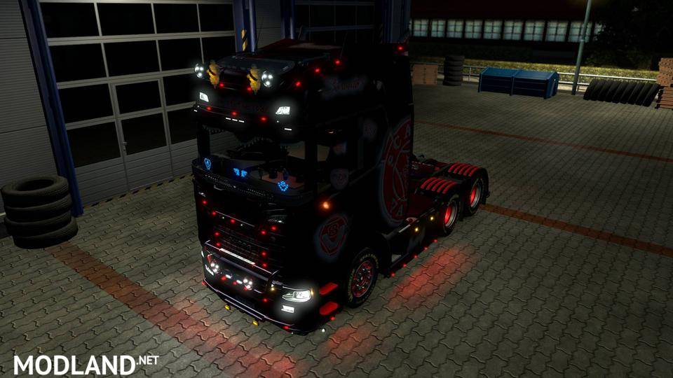 Scania Next Gen Remoled V1 6 1 32 Mod For Ets 2