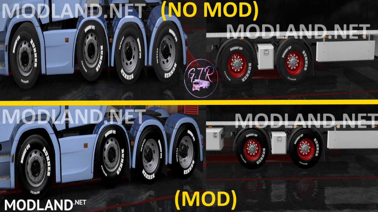 Tire (Truck & Trailer)