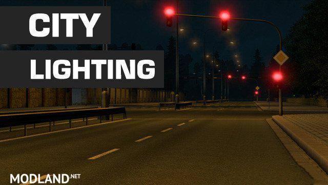 SiSL's City Lighting 1.36
