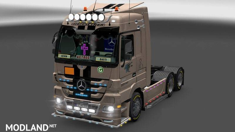 Tuning Accesories For All Trucks for 1.22, 1.23, 1.24