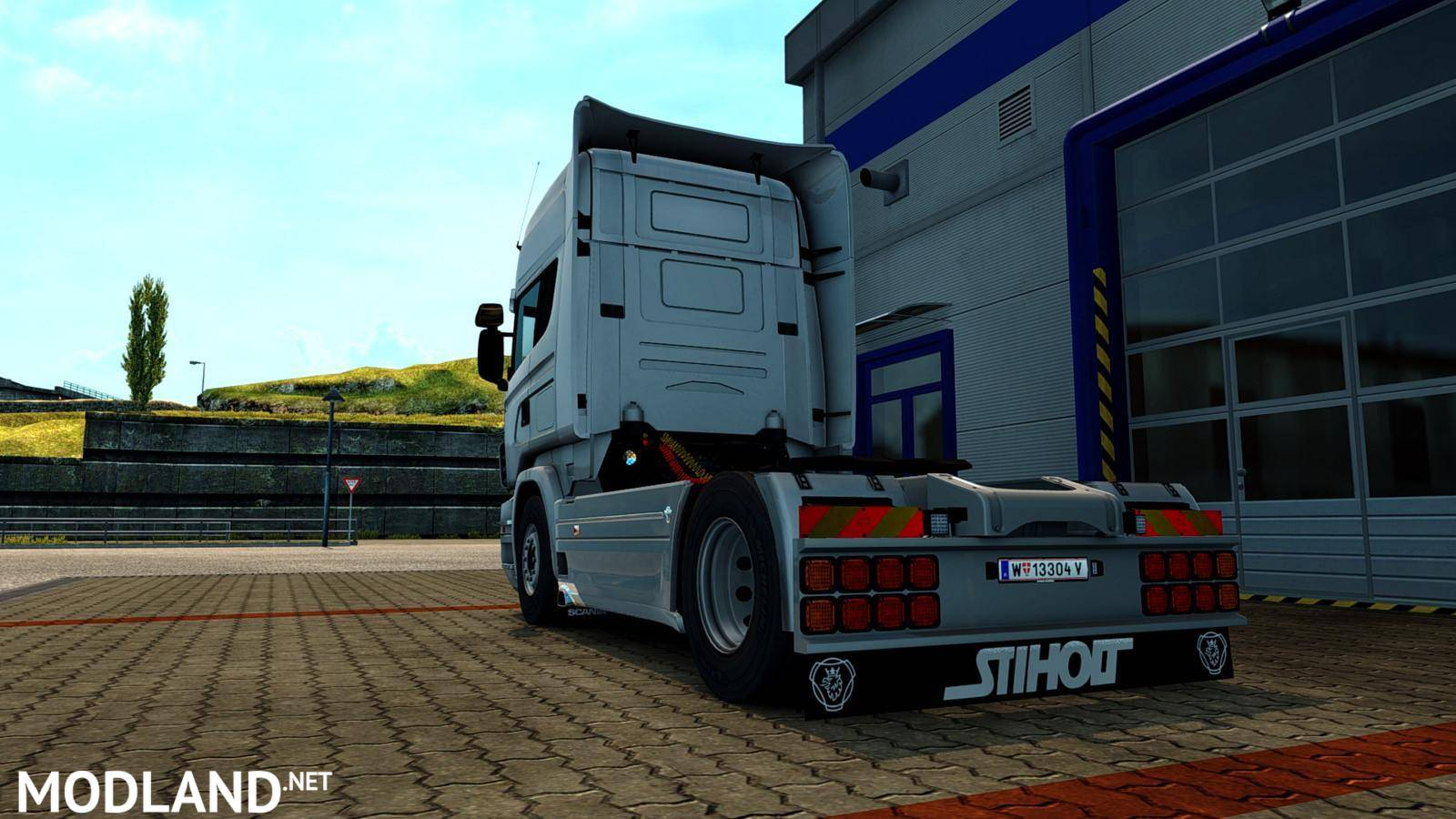 Rjl Scania Improvements By Fred V0 1 Upd 29 12 17 Mod For
