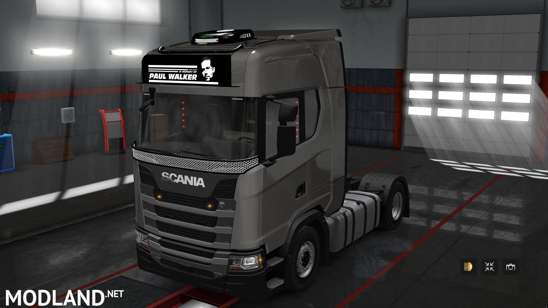 scania next generation addons mod for ets 2. Black Bedroom Furniture Sets. Home Design Ideas
