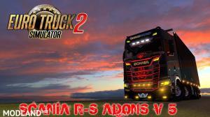 Scania R-S Adons v5 , 3 photo