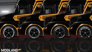 Tire pack for all trucks and trailers v4.5, 2 photo