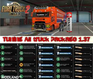 Tuning All truck package 1.37, 1 photo