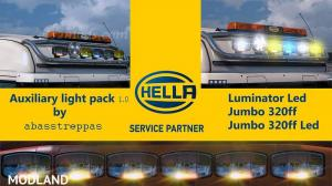 Hella Auxiliary Light Pack 1.0 UPDATED, 1 photo