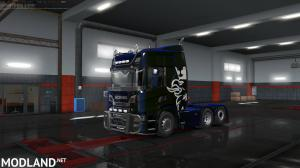 scania 2016 reworked mighty griffin compatibility, 1 photo