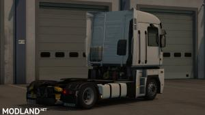 Low deck chassis addon for knox_xss Renault Magnum by Sogard3 v1.1 [1.35], 2 photo