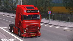 MBL Volvo Addon Pack v 1.2.1 1.35.x, 1 photo