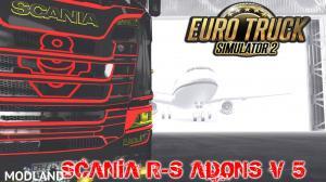 Scania R-S Adons v5 , 2 photo