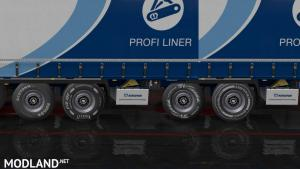 Tire pack for all trucks and trailers v4.5, 1 photo