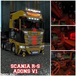 Scania R_S Adons v 1.0, 2 photo