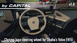 Steering Wheel for Ohaha FH16 2013 – ByCapital v1.0, 1 photo