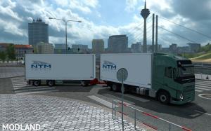 Kraker, NTM, Ekeri, VAK Tandem addon for Volvo FH 2012 [1.35.x], 2 photo