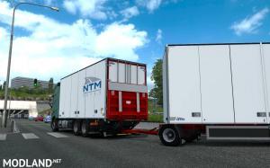 Kraker, NTM, Ekeri, VAK Tandem addon for Volvo FH 2012 [1.35.x], 3 photo
