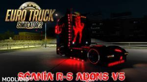 Scania R-S Adons v5 , 1 photo