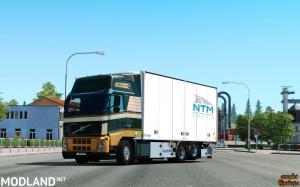 Kraker, NTM, Ekeri Tandem addon for Volvo FH 2009 [1.31]