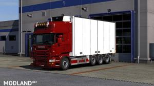 Tandem addon for RJL Scania rs&r4 by Kast v1.9.2 [1.35], 2 photo