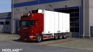 Tandem addon for RJL Scania rs&r4 by Kast v2.0 [1.35], 4 photo