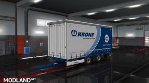 DLC Krone BDF addon for MAN TGX E6 BY MADSTER [1.35] , 2 photo