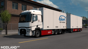 Renault Range T Rigid Addon by Kast v1.1.1 1.36, 1 photo