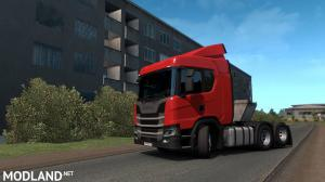 Mighty Griffin compatibility mod for NextGen Scania P G R S