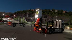 Scania R RJL Rigid Forest Parts, 4 photo