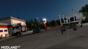 Scania R RJL Rigid Forest Parts, 6 photo