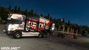 Scania R RJL Rigid Forest Parts - External Download image