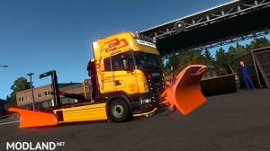 Snow Plow by Teklic v1.1 [1.36]