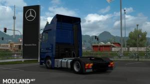 Low deck chassis addons for Schumi's trucks by Sogard3 v3.6 1.35-1.36, 1 photo
