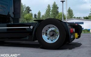 50Keda Tires Reworked v 1.0 1.34.x, 4 photo