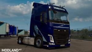 Addon for Volvo FH16 by Sogard3 with Truck for the v 1.33, 1 photo